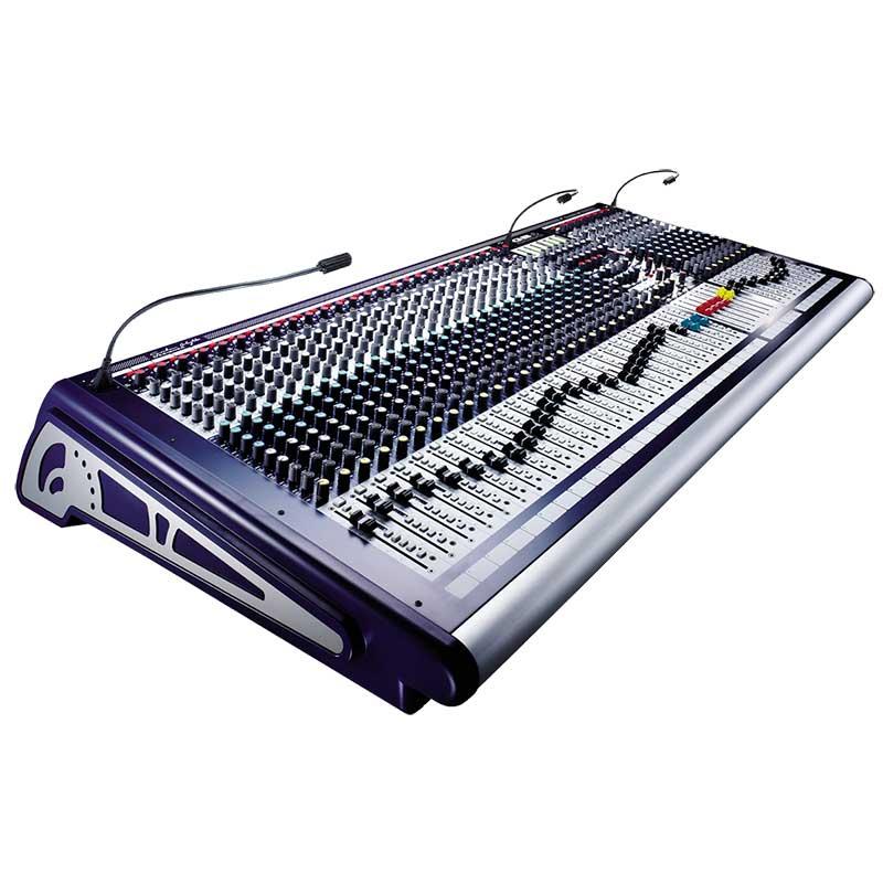 Soundcraft GB4 32 mikseta