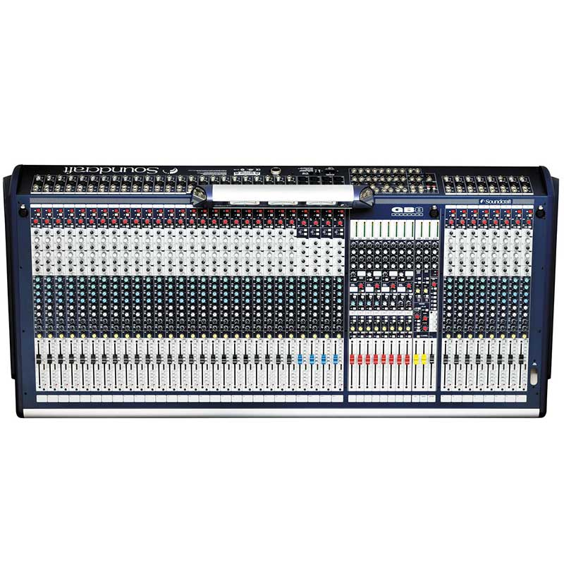 Soundcraft GB8 40 mikseta