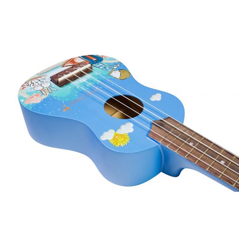 Veston KUS23 BL soprano ukulele