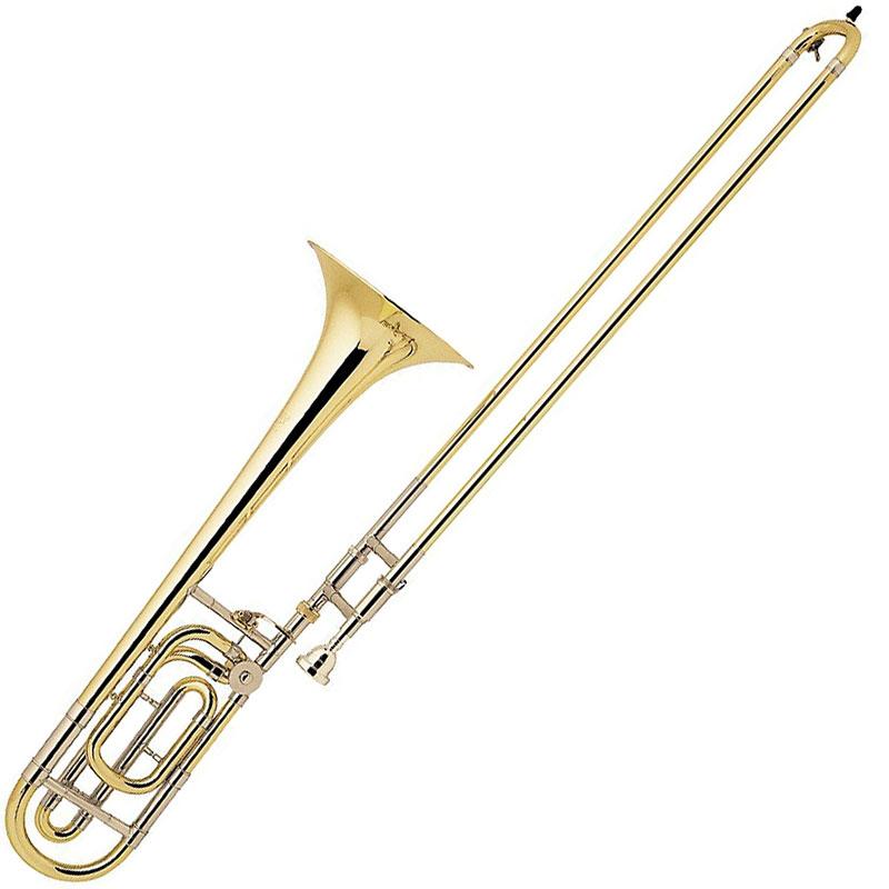 Vincent Bach 36BG trombon