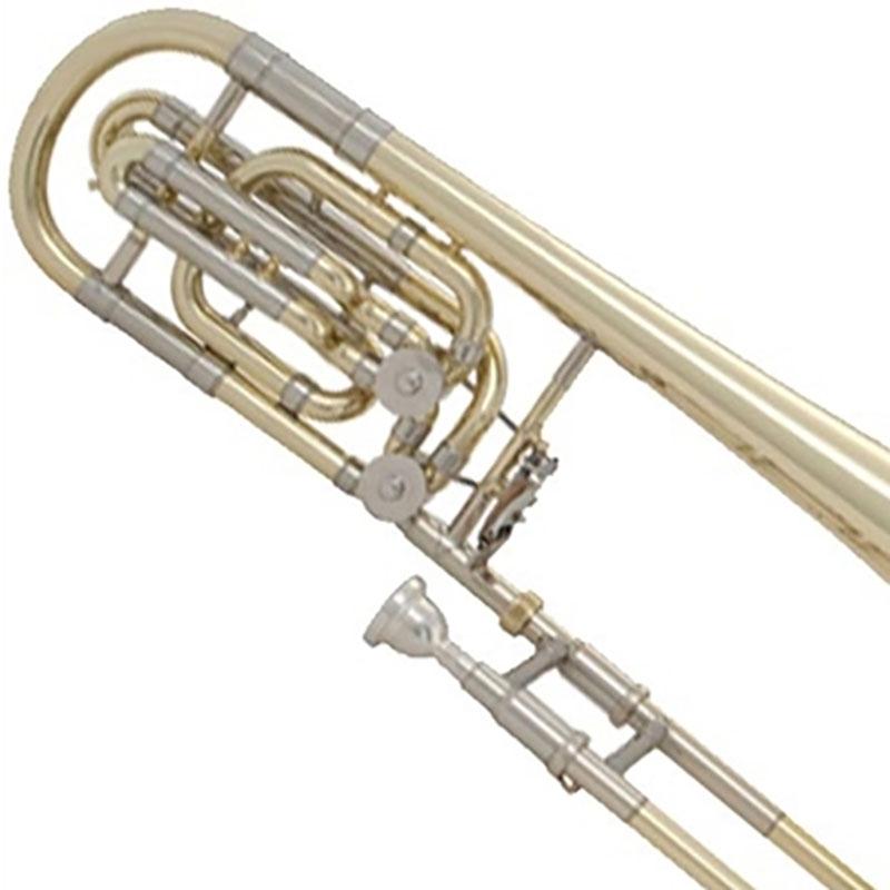 Vincent Bach 50B2LG trombon