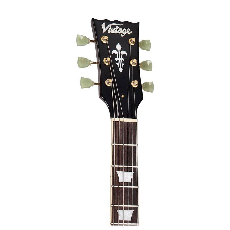 Vintage V100TSB Tobacco Sunburst električna gitara