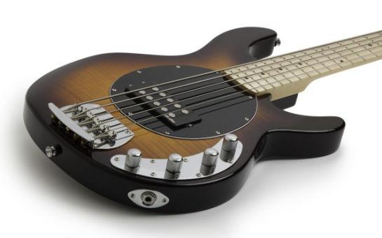 Vintage V965TSB bas gitara sa aktivnom elektronikom