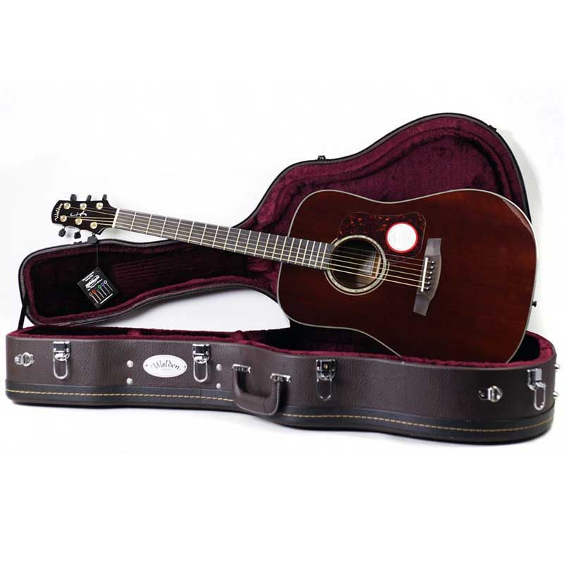 Walden CD4041-CERT akustična gitara sa koferom