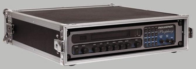 Warwick RockCase RC 24004 B Eco Line Rack Case – 4 jedinice
