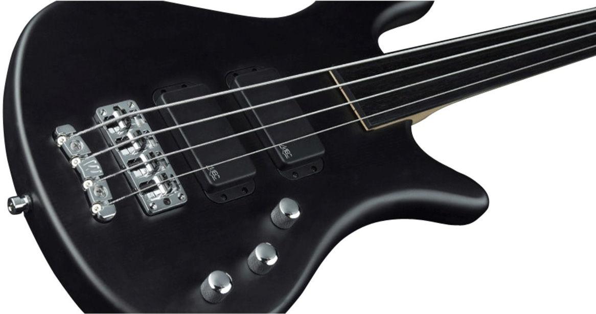 Warwick Streamer Standard 4 Satin Black fretless bas gitara