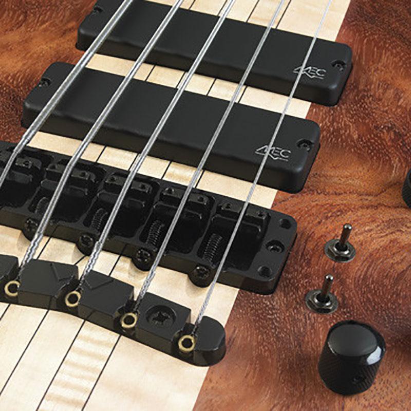 Warwick Thumb Singlecut 5 Broadneck Natural bas gitara