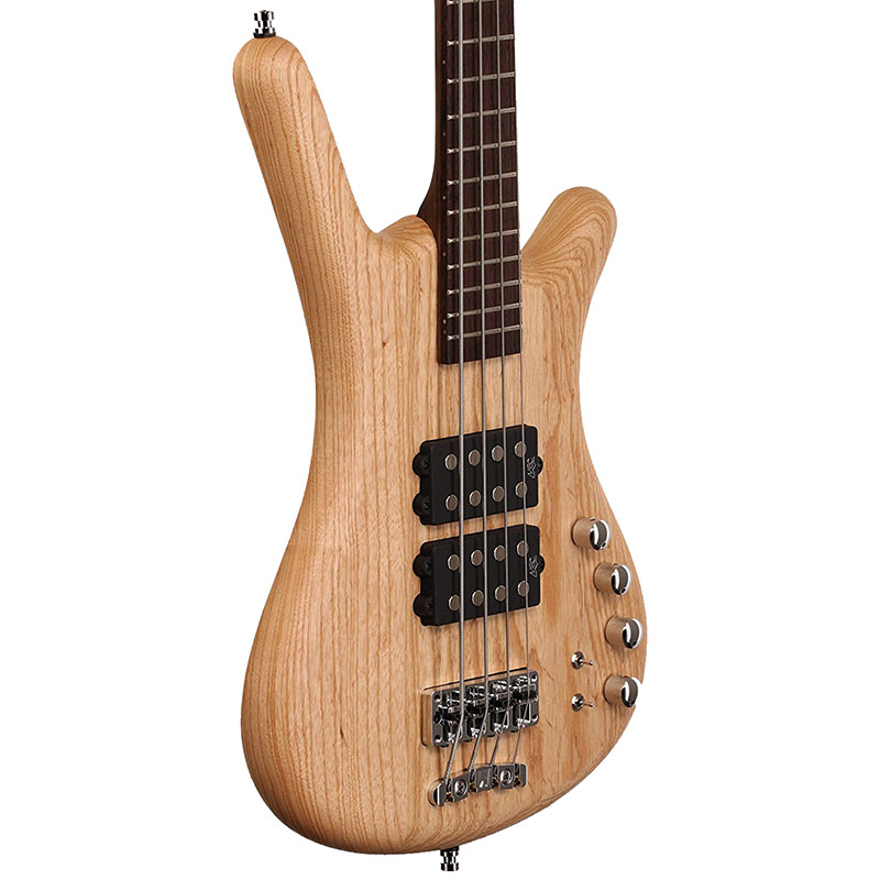 Warwick WGPS Corvette $$ 4 Natural bas gitara
