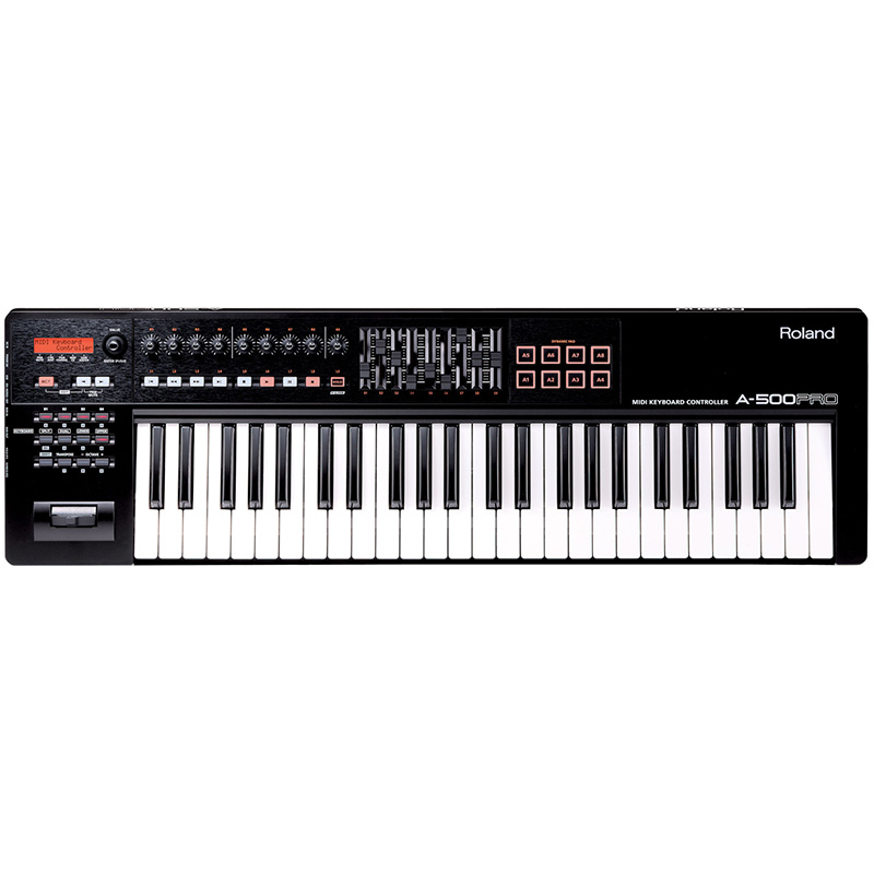 a-500pro MIDI Controller