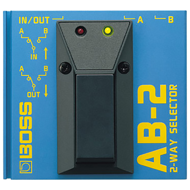Boss AB-2 Two-Way Selector Pedal