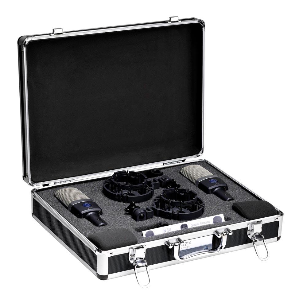 AKG C214 stereo set mikrofona