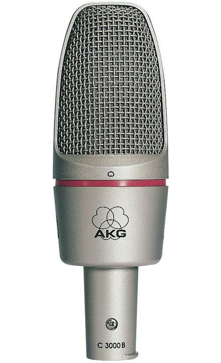 AKG C3000  Recording & Broadcast mikrofon