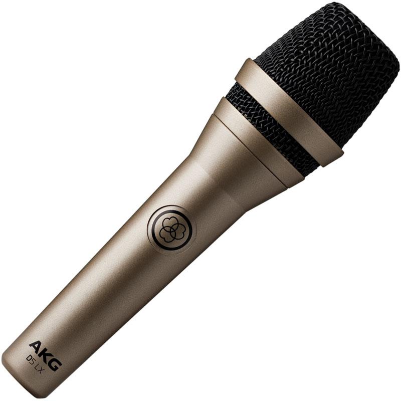 AKG D5 LX profesionalni dinamički vokalni mikrofon