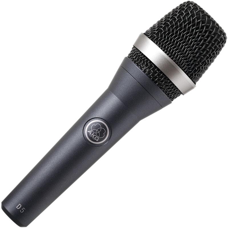 AKG D5 profesionalni dinamički vokalni mikrofon