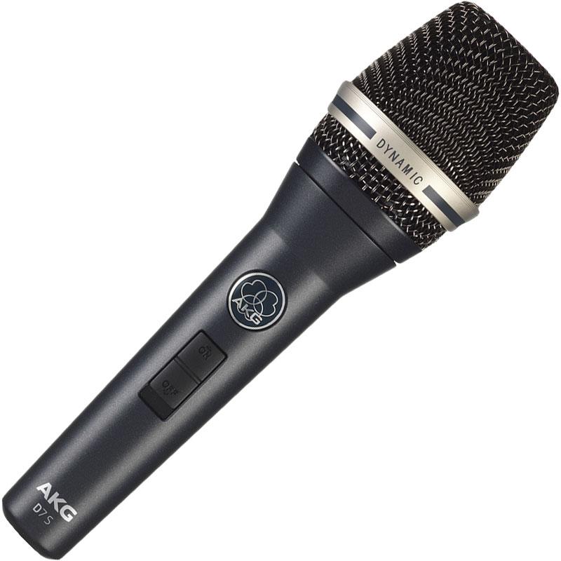 AKG D7 S dinamički vokalni mikrofon