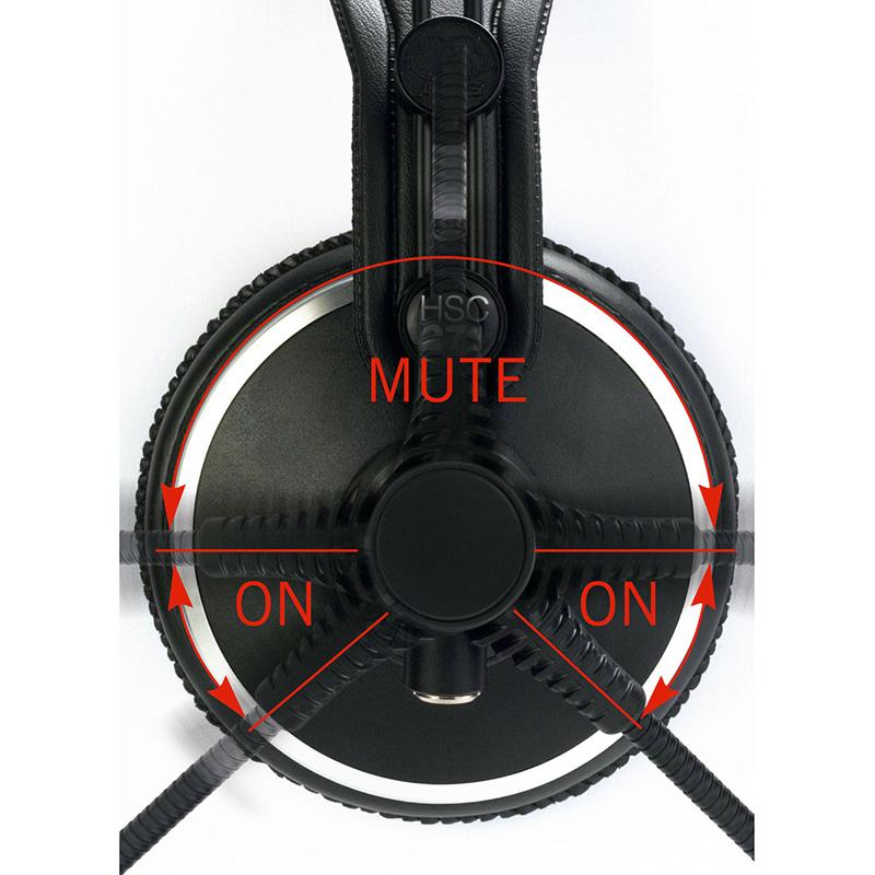 AKG HSD271 slušalice sa mikrofonom