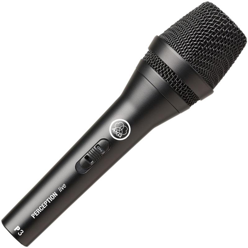 AKG P3 S dinamički vokalni mikrofon