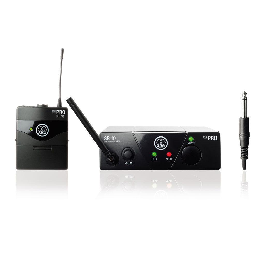 AKG WMS40 MINI Instrumental Set Single