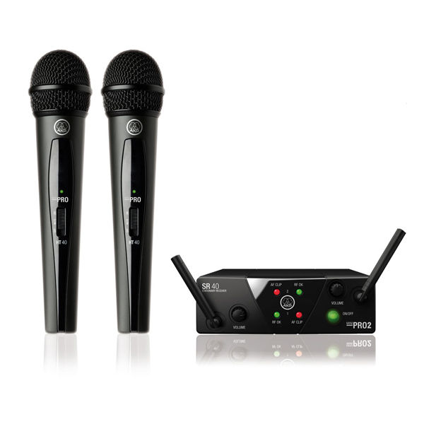 AKG WMS40 MINI2 Vocal Set bežični mikrofon