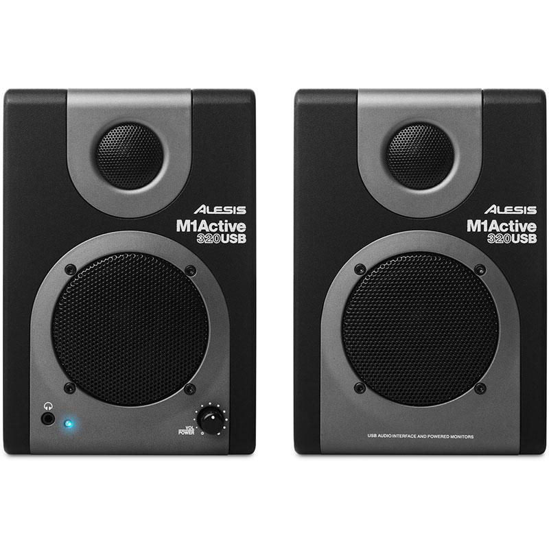 Alesis M1 Active 320 USB aktivni studijski monitori