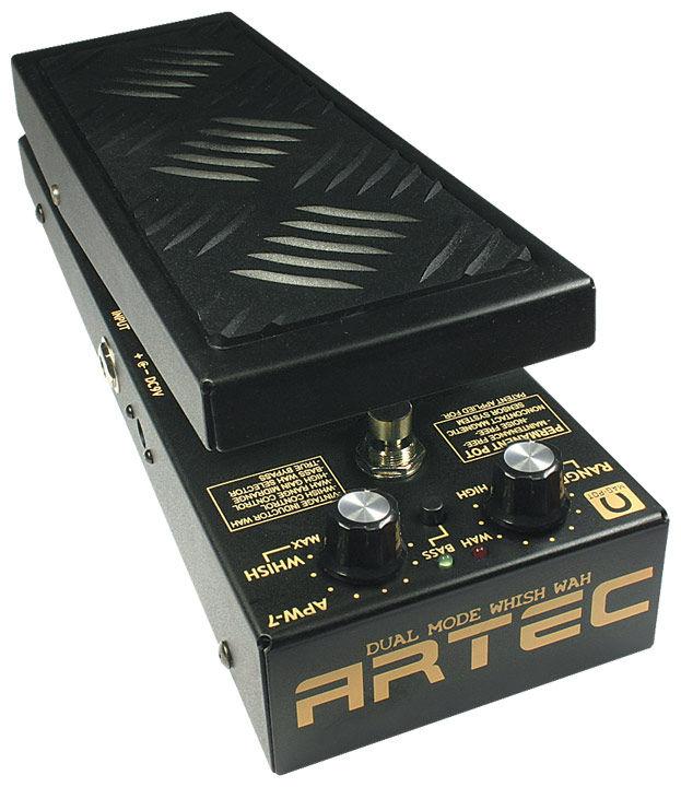 Artec APW-7 Dual Mode Wish Wah