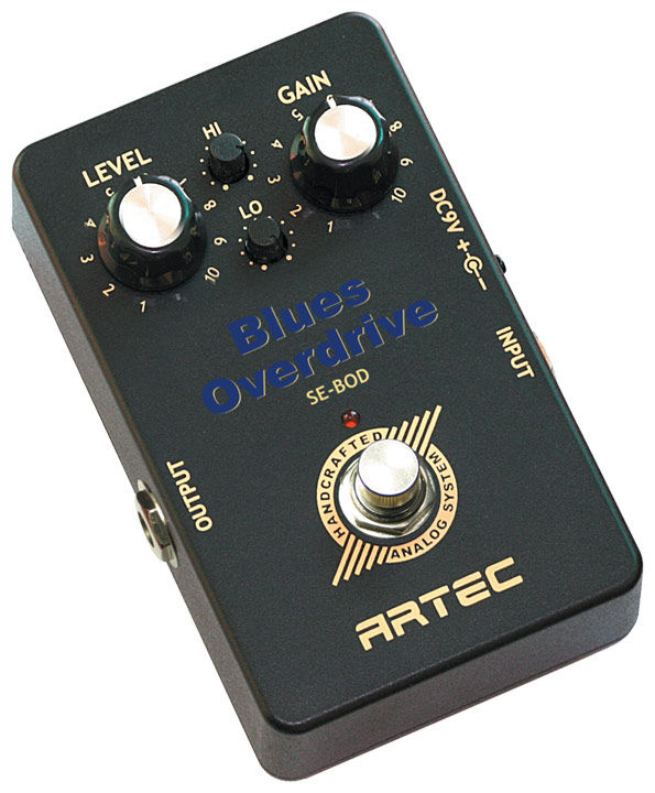 Artec SE-BOD Blues Overdrive