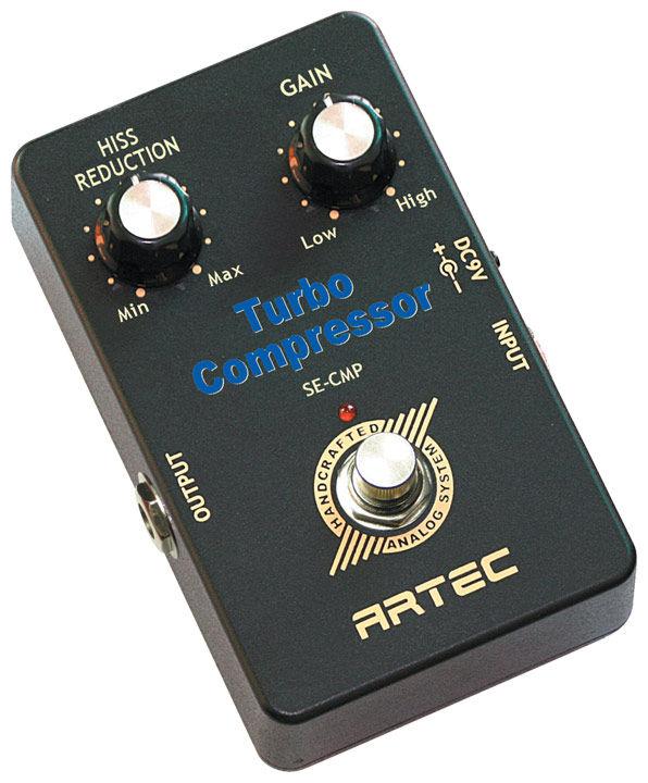 Artec SE-CMP Turbo Compressor