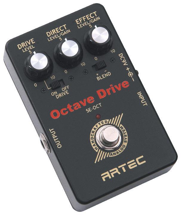 Artec SE-OCT Octave Drive