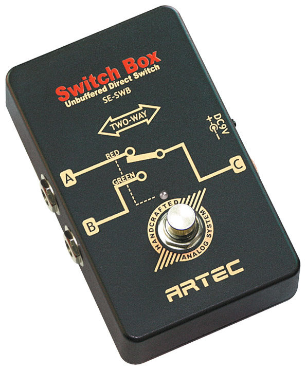 Artec SE-SWB A&B Switch Box