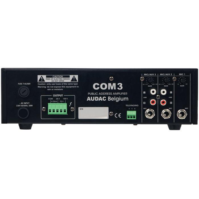 Audac COM3 100V pojačalo
