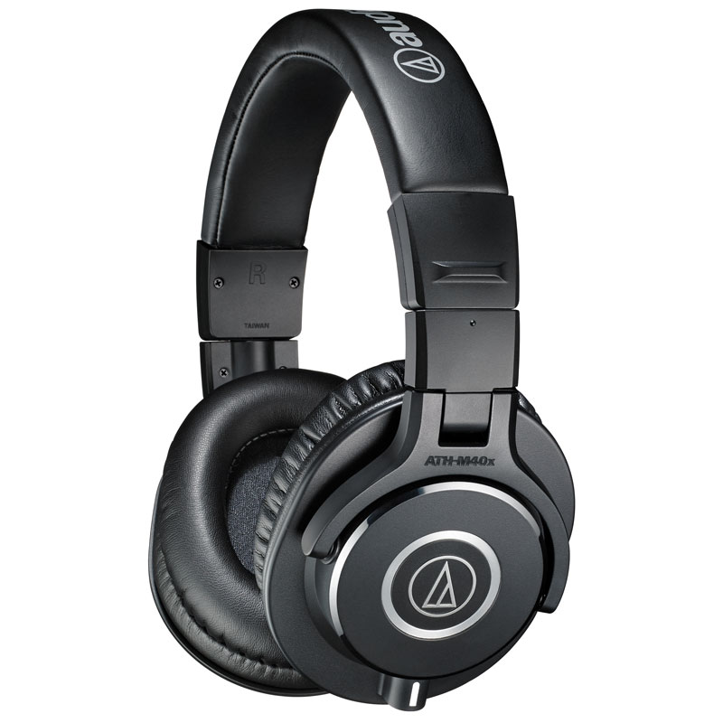 Audio-Technica ATH-M40x profesionalne studijske monitorske slušalice