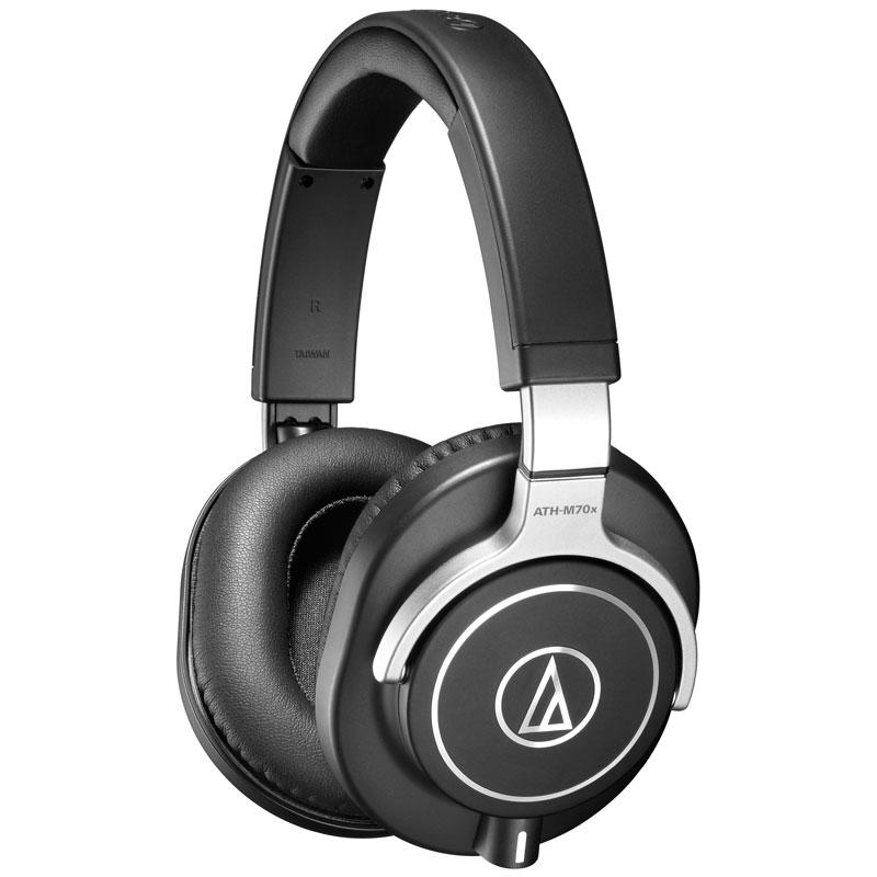 Audio-Technica ATH-M70x Profesionalne referentne studijske monitorske slušalice