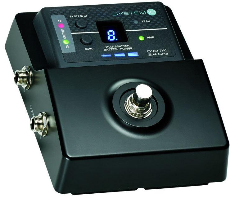 Audio-Technica ATW-1501 instrumentalni bežični sistem sa pedalom