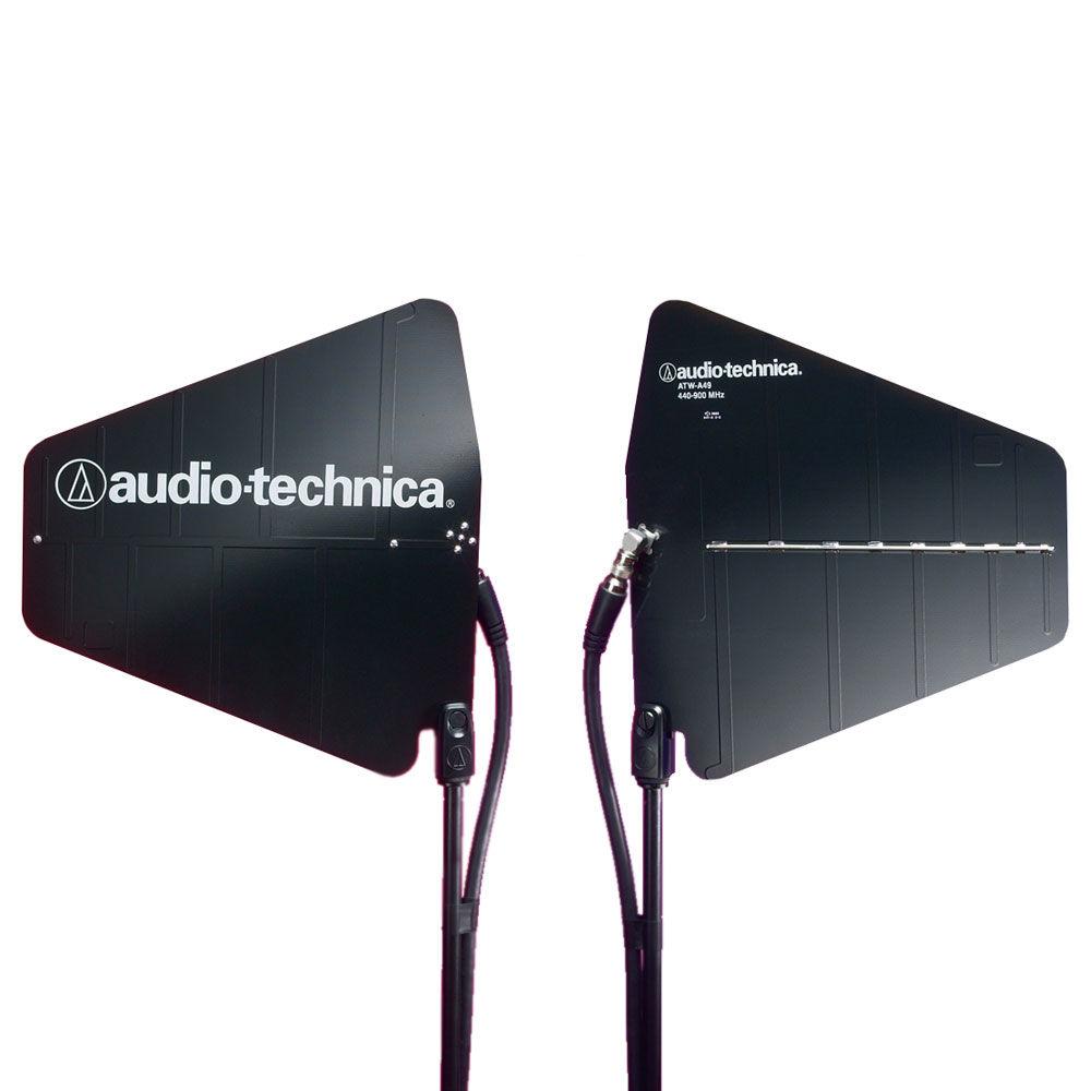 Audio-Technica ATW-A49 par širokopojasnih dipolnih antena za UHF 440-900 MHz