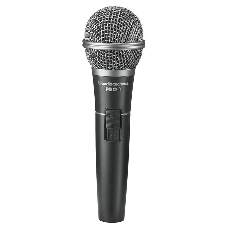 Audio-technica PRO31QTR kardioidni dinamički vokalni mikrofon sa kablom