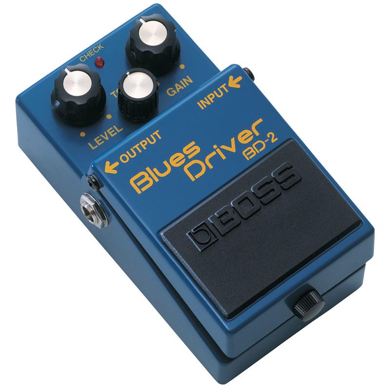 Boss BD-2 Blues Driver gitarski efekat distorzija