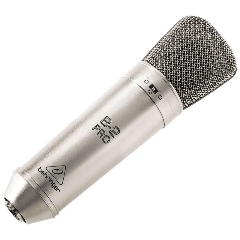 Behringer B-2 PRO STUDIO kondenzatorski mikrofon