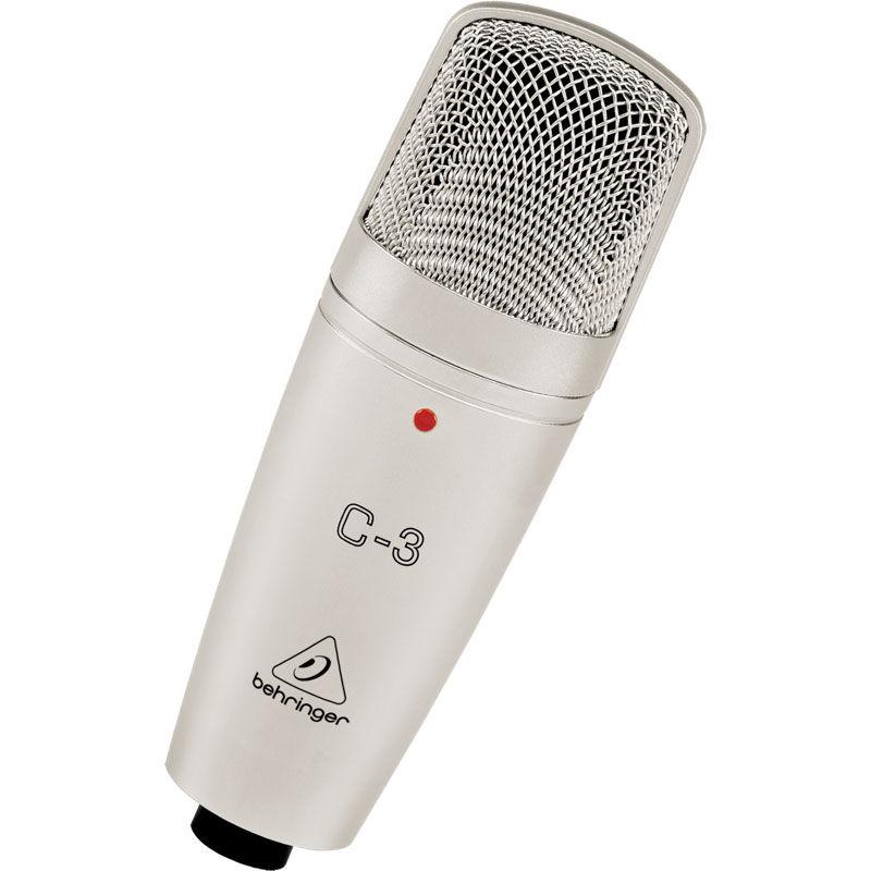 Behringer C-3 STUDIO kondenzatorski mikrofon