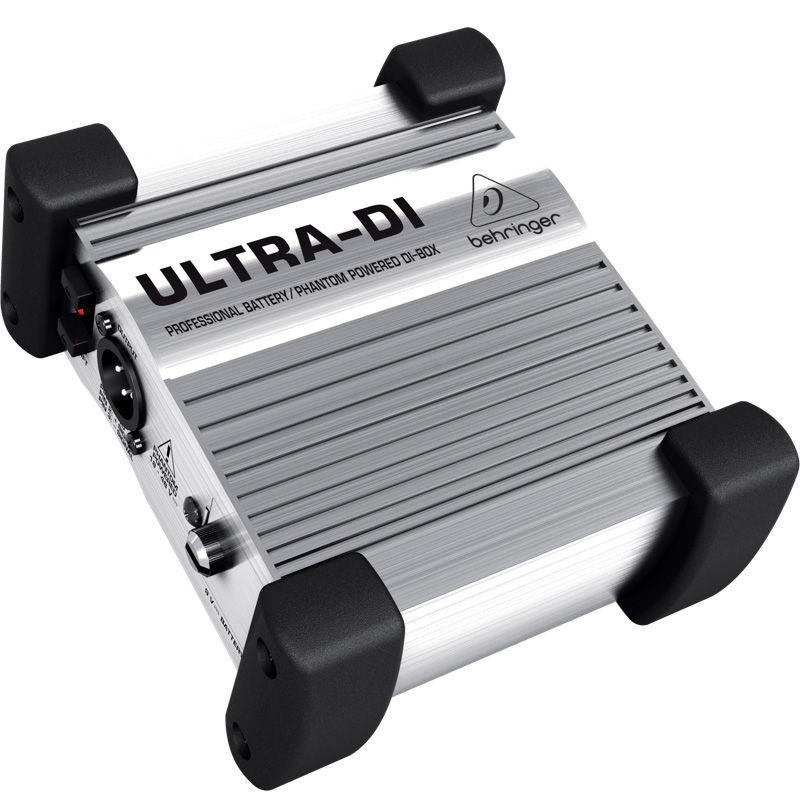 Behringer ULTRA-DI DI100 aktivni di box