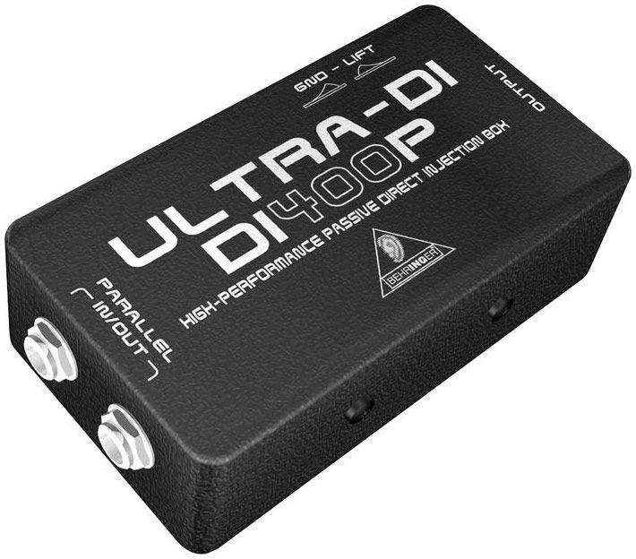 Behringer ULTRA-DI DI400P pasivni di box