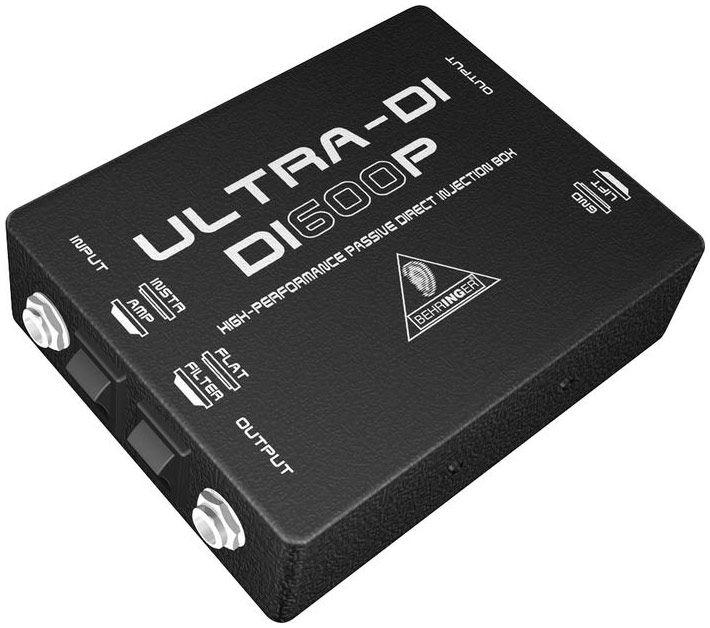 Behringer ULTRA-DI DI600P pasivni di box