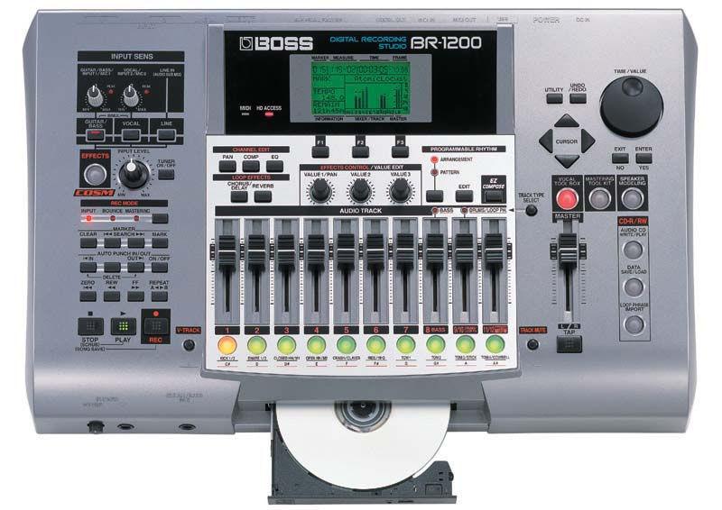 Boss BR-1200 CD digitalni snimač