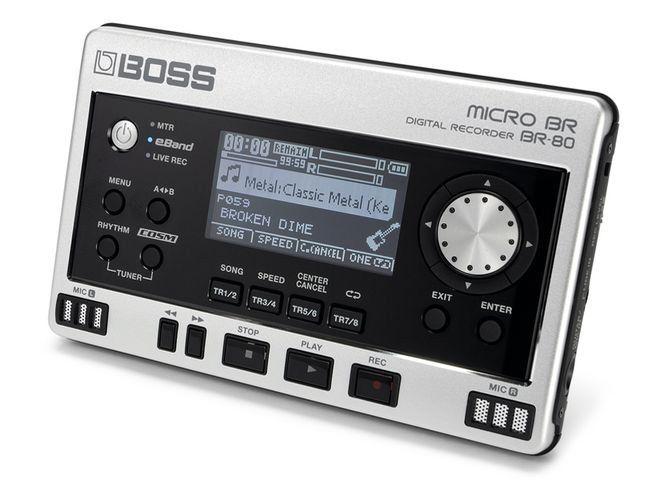 Boss BR-80 digitalni snimač (Micro BR)