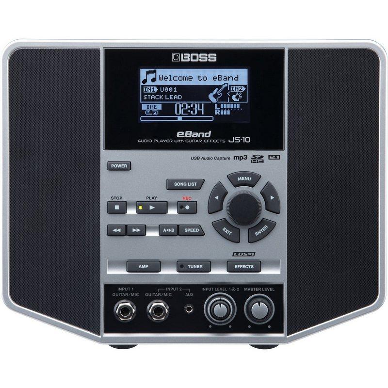 Boss JS-10 audio plejer sa efektima