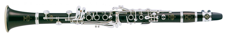 Buffet Crampon RC Prestige BC1607 C klarinet