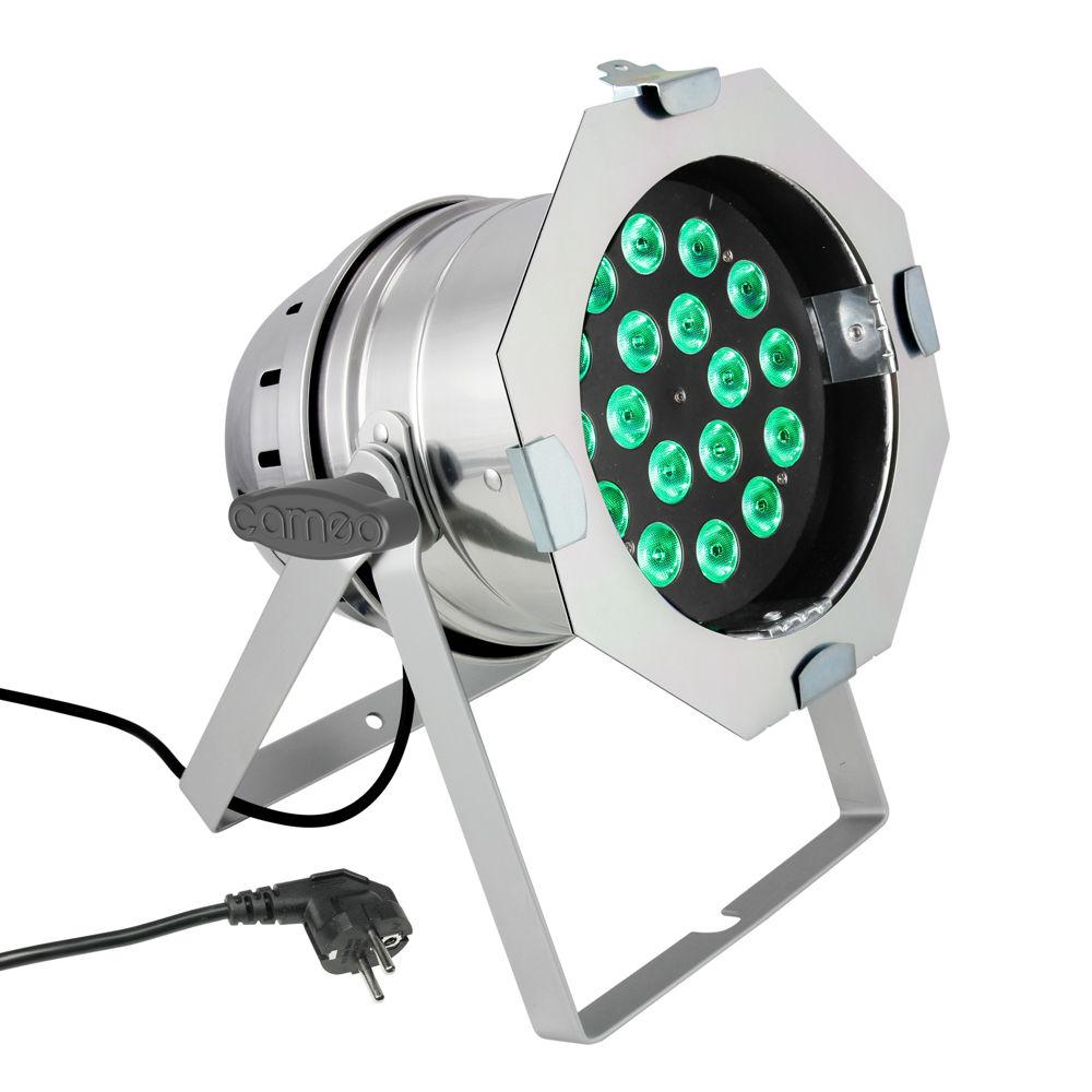 Cameo P64 Q 8W PS par 64 led
