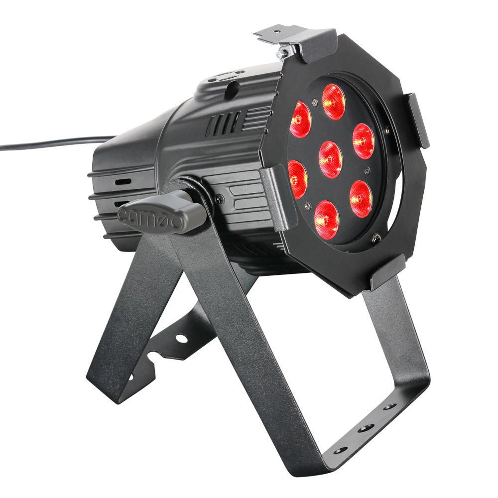 Cameo PSTMINI Q 8W led RGB par