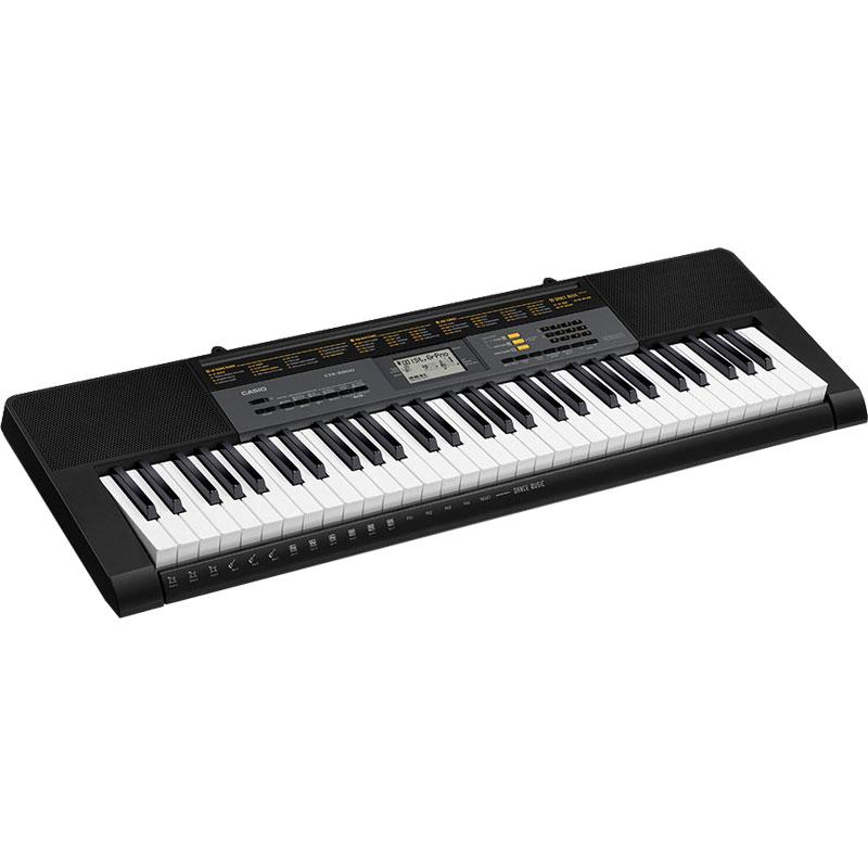Casio CTK-2500 klavijatura