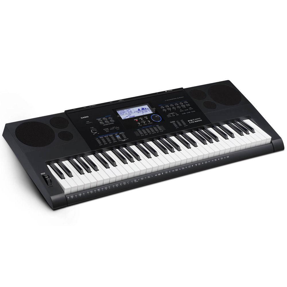 Casio CTK-6200 klavijatura