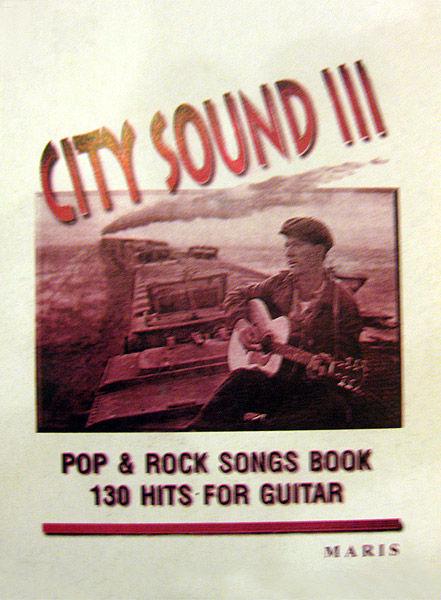 City sound III pesmarica